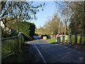 SK6314 : Broome Lane bridges by Alan Murray-Rust