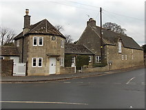ST8080 : Grade II listed Pike Cottage, Acton Turville by Jaggery