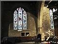 NZ2464 : St. Andrew's Church, Newgate Street, NE1 - north transept by Mike Quinn