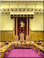 SD7109 : The Council Chamber, Bolton Town Hall by David Dixon