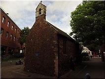 SX9192 : St Pancras Church, Exeter by Stuart Shepherd