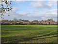 SK6412 : King George's Field, Queniborough by Alan Murray-Rust