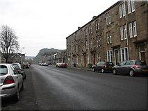NS4075 : Castle Street, Dumbarton by James Denham