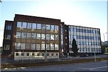 SK3487 : HSBC Offices, Hoyle Street, Shalesmoor, Sheffield - 2 by Terry Robinson
