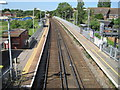 SU7006 : Bedhampton railway station, Hampshire by Nigel Thompson