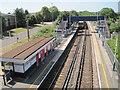 SU6603 : Hilsea railway station, Hampshire by Nigel Thompson