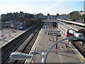 TQ5686 : Upminster railway station, Greater London by Nigel Thompson