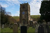 SE0361 : St Wilfrid Church, Burnsall, Yorkshire by Ian S