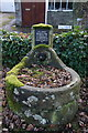 SD9863 : Horse trough at Threshfield, Yorkshire by Ian S