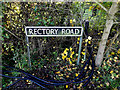 TM2693 : Rectory Road sign by Adrian Cable