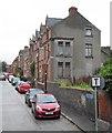 O1637 : Terraced housing in Wellpark Avenue by Eric Jones