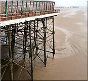 SD3036 : End of the pier by Gerald England