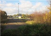 ST6677 : Howsmoor Lane by Derek Harper