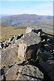 SO2718 : Craggy rocks on Sugar Loaf by Philip Halling