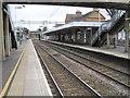 TQ8685 : Westcliff railway station, Essex by Nigel Thompson