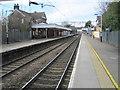 TQ9185 : Thorpe Bay railway station, Essex by Nigel Thompson