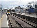TQ9385 : Shoeburyness railway station, Essex by Nigel Thompson