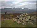 SD3091 : Cairn, Top o' Selside by Karl and Ali