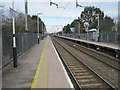TQ6778 : East Tilbury railway station, Essex by Nigel Thompson