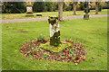 TF3224 : Churchyard cross by Richard Croft