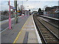 TQ6177 : Grays railway station, Essex by Nigel Thompson