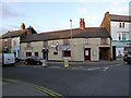 SK6211 : The Fox and Hounds, Syston by Alan Murray-Rust