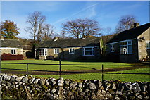 SD9772 : Bungalows on Conistone Lane, Kettlewell by Ian S
