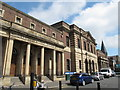 NZ2564 : Northumberland Baths, City Pool and City Hall, Northumberland Road, NE1 by Mike Quinn