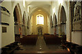 SK9799 : St.Andrew's nave by Richard Croft