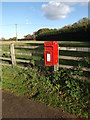 TM2691 : Post Office Stores Postbox by Adrian Cable