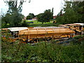 ST2125 : Part of a long track maintenance train, Taunton(2) by Jaggery