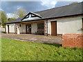 SO4703 : Llanishen Village Hall by Jaggery