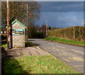 SO4703 : What's on at Llanishen Village Hall by Jaggery