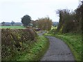 NZ2173 : Reiver's Cycle Route, Dinnington by Oliver Dixon