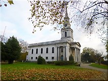 TQ3880 : Poplar, All Saints' Church by Mike Faherty