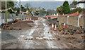 J3784 : Road construction, Jordanstown/Greenisland (3) by Albert Bridge