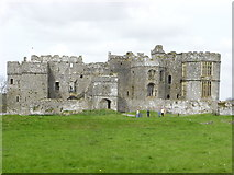 SN0403 : Carew Castle by Chris Allen