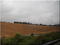 O1368 : Cropland on the west side of the M1 at Claristown, Co Meath by Eric Jones