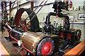 SE5207 : Markham Grange Steam Museum - twin cylinder engine by Chris Allen