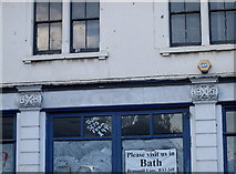 ST8558 : The baths are now in Bath by Neil Owen