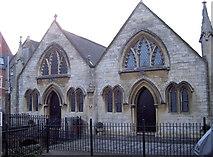 ST8558 : Baptist Church in Back Street by Neil Owen