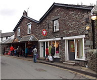 NY3307 : Herdy shop in Grasmere by Jaggery