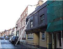 TA1767 : The Board Inn, High Street, Old Town by JThomas