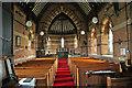 SK9894 : Interior, St Nicholas' church, Snitterby by J.Hannan-Briggs