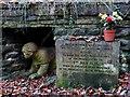 SE2903 : Huskar Monument Detail by Neil Theasby