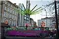 NT2574 : Thrill ride in St Andrew Square (2) by Jim Barton