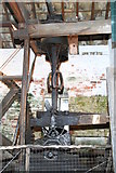 SK3281 : Abbeydale Industrial Hamlet - blowing engine by Chris Allen