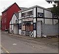 SS6692 : Schooner Lounge, Swansea by Jaggery