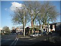 SP0587 : Icknield Street A4540, junction with Warstone Lane by Robin Stott