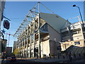 NZ2464 : Newcastle Architecture : The Gallowgate Stand, St James's Park by Richard West